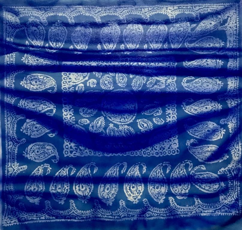Mavi kəlağayı