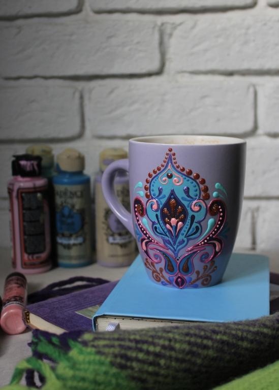 Dekorativ fincan