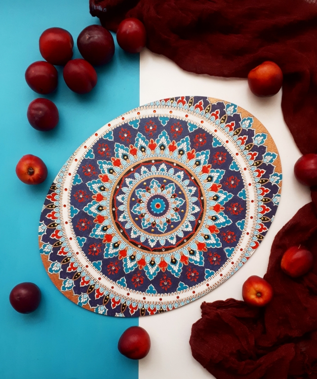 Dekorativ mandala