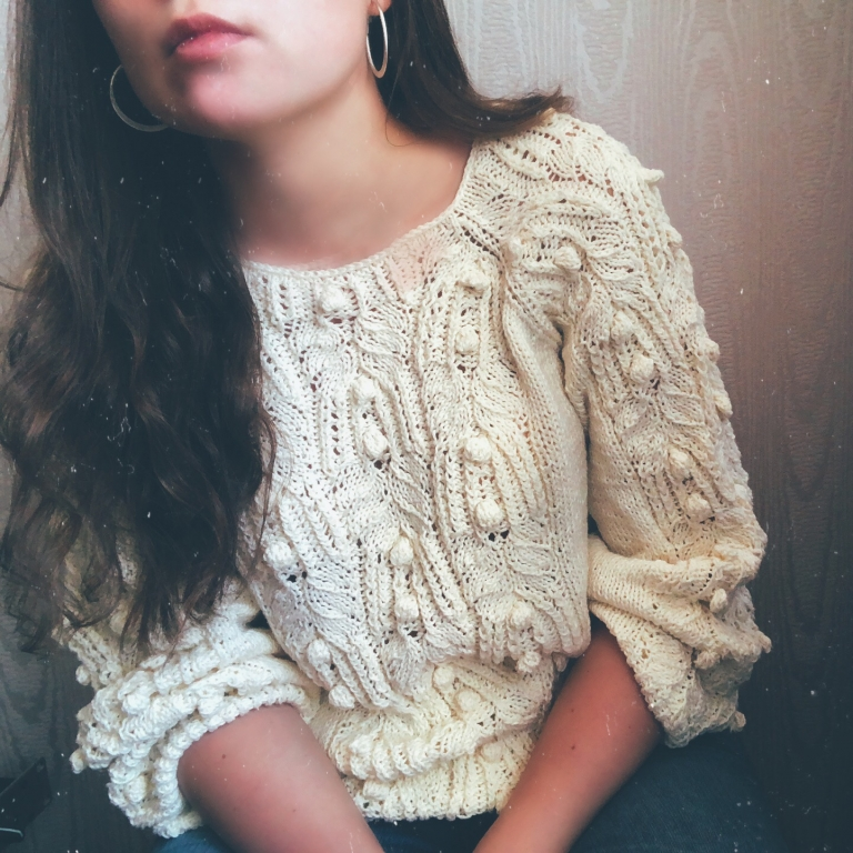 Toffee Pullover