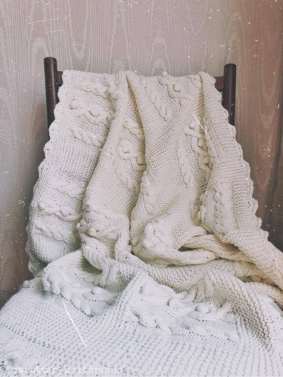 Nana Baby Blanket