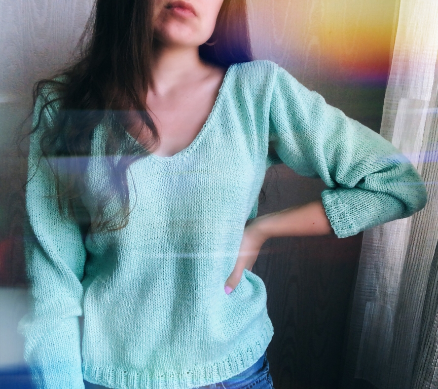 Olive Wilde Pullover