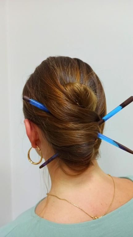 Saç üçün çubuqlar