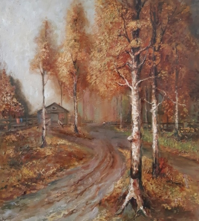 Payız mənzərəsi