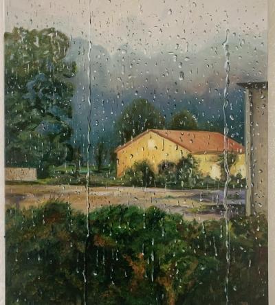 Mart yağışı