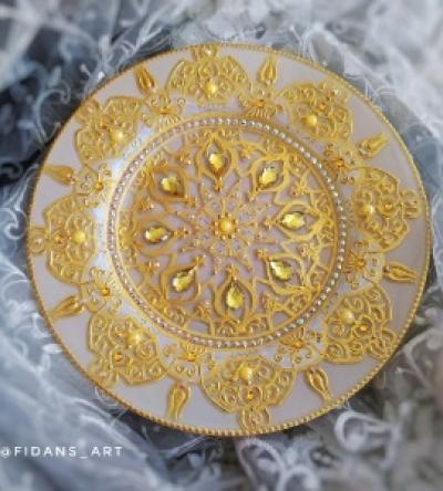 Qaşlı Mandala