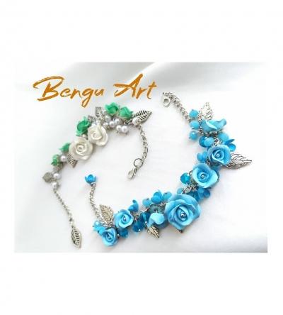 Mavi qızılgüller
