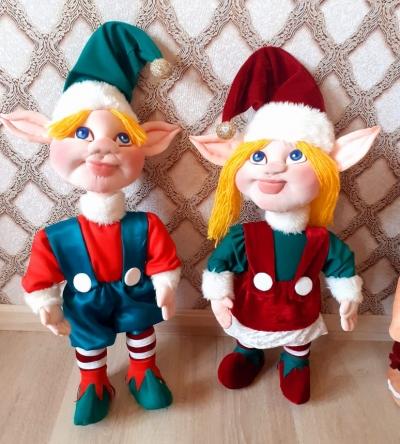 Elflər