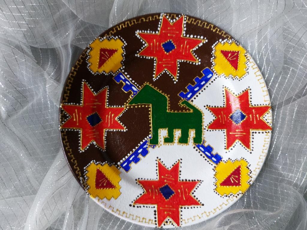 Dekorativ boşqab
